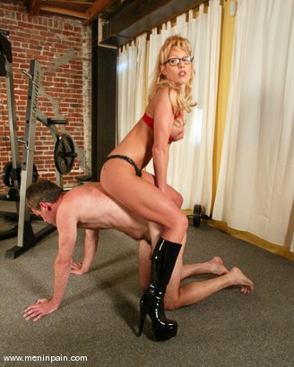 Photo number 9 from Janay and Wild Bill shot for Men In Pain on Kink.com. Featuring Wild Bill and Janay in hardcore BDSM & Fetish porn.