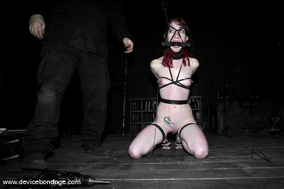 Photo number 2 from Heat shot for Device Bondage on Kink.com. Featuring Arachnia Webb in hardcore BDSM & Fetish porn.