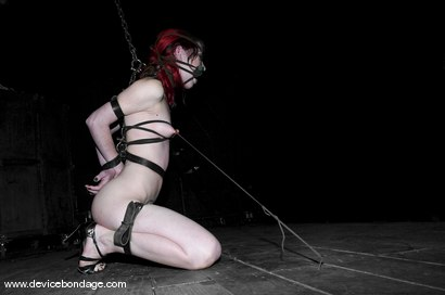 Photo number 10 from Heat shot for Device Bondage on Kink.com. Featuring Arachnia Webb in hardcore BDSM & Fetish porn.