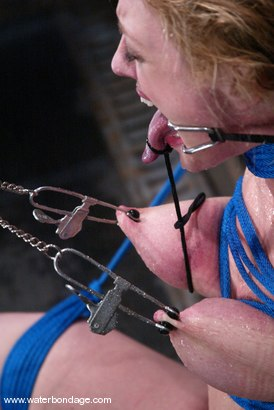 Photo number 10 from What a Darling! shot for Water Bondage on Kink.com. Featuring Dee Williams in hardcore BDSM & Fetish porn.