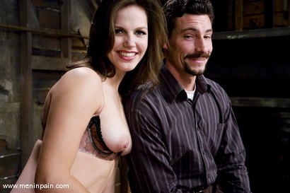 Photo number 15 from The Reward shot for Men In Pain on Kink.com. Featuring Bobbi Starr, Eddy and Isis Love in hardcore BDSM & Fetish porn.