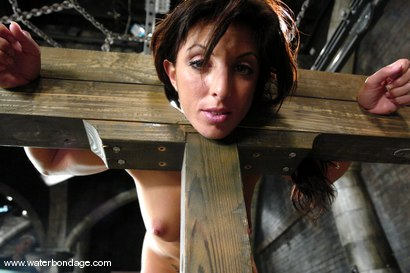 Photo number 5 from Gina Caruso shot for Water Bondage on Kink.com. Featuring Gina Caruso in hardcore BDSM & Fetish porn.