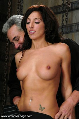 Photo number 1 from Gina Caruso shot for Water Bondage on Kink.com. Featuring Gina Caruso in hardcore BDSM & Fetish porn.