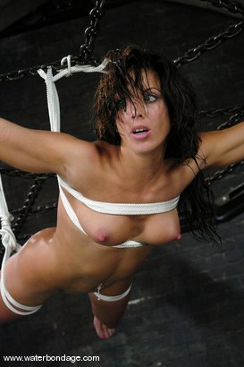Photo number 9 from Gina Caruso shot for Water Bondage on Kink.com. Featuring Gina Caruso in hardcore BDSM & Fetish porn.