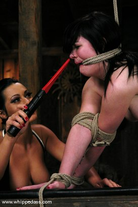 Photo number 9 from Andy San Dimas shot for Whipped Ass on Kink.com. Featuring Sandra Romain and Andy San Dimas in hardcore BDSM & Fetish porn.