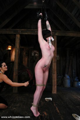 Photo number 4 from Andy San Dimas shot for Whipped Ass on Kink.com. Featuring Sandra Romain and Andy San Dimas in hardcore BDSM & Fetish porn.