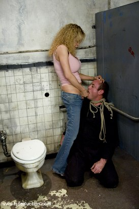 Photo number 2 from Gia Darling and Allen Jones shot for TS Seduction on Kink.com. Featuring Gia Darling and Allen Jones in hardcore BDSM & Fetish porn.