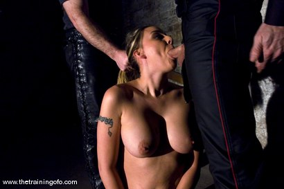 Photo number 3 from The Training of Delilah Strong, Day Three shot for The Training Of O on Kink.com. Featuring Delilah Strong and Torque in hardcore BDSM & Fetish porn.