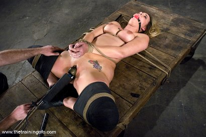 Photo number 7 from The Training of Delilah Strong, Day Three shot for The Training Of O on Kink.com. Featuring Delilah Strong and Torque in hardcore BDSM & Fetish porn.