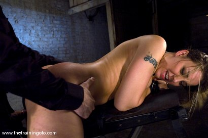 Photo number 9 from The Training of Delilah Strong, Day Three shot for The Training Of O on Kink.com. Featuring Delilah Strong and Torque in hardcore BDSM & Fetish porn.