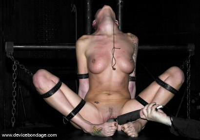 Photo number 7 from Kayden Returns shot for Device Bondage on Kink.com. Featuring Kayden Faye in hardcore BDSM & Fetish porn.