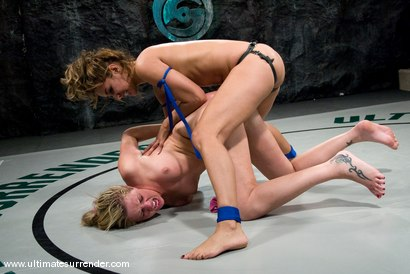 "Photo number 15 from Isis Love ""The Godess (14-7) Ranked 4th<br>vs<br>Bree Barrett "" The Mormon"" Not ranked shot for Ultimate Surrender on Kink.com. Featuring Bree Barrett and Isis Love in hardcore BDSM & Fetish porn."