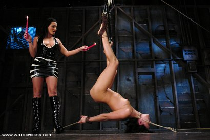 Photo number 10 from Ryan Keely shot for Whipped Ass on Kink.com. Featuring Sandra Romain and Ryan Keely in hardcore BDSM & Fetish porn.