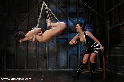 Photo number 12 from Ryan Keely shot for Whipped Ass on Kink.com. Featuring Sandra Romain and Ryan Keely in hardcore BDSM & Fetish porn.