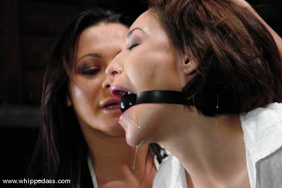 Photo number 3 from Ryan Keely shot for Whipped Ass on Kink.com. Featuring Sandra Romain and Ryan Keely in hardcore BDSM & Fetish porn.
