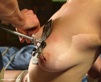 Photo number 9 from rose shot for Hogtied on Kink.com. Featuring rose in hardcore BDSM & Fetish porn.