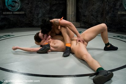 """Photo number 6 from The Dragon (23-5) <br>vs<br>Ryan Keely """"The Educator"""" (0-0) shot for Ultimate Surrender on Kink.com. Featuring DragonLily and Ryan Keely in hardcore BDSM & Fetish porn."""