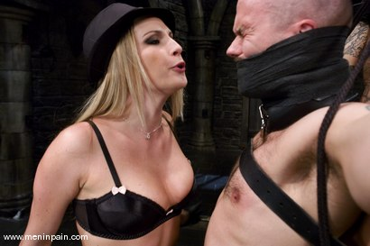 Photo number 3 from You're going to suck cock for MY pleasure. shot for Men In Pain on Kink.com. Featuring Harmony, Daac Ramsey and Jake Corwin in hardcore BDSM & Fetish porn.