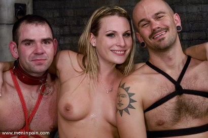 Photo number 15 from You're going to suck cock for MY pleasure. shot for Men In Pain on Kink.com. Featuring Harmony, Daac Ramsey and Jake Corwin in hardcore BDSM & Fetish porn.