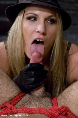 Photo number 5 from You're going to suck cock for MY pleasure. shot for Men In Pain on Kink.com. Featuring Harmony, Daac Ramsey and Jake Corwin in hardcore BDSM & Fetish porn.