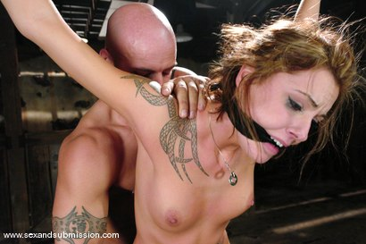 Photo number 11 from Other Side shot for Sex And Submission on Kink.com. Featuring Derrick Pierce and Chayse Evans in hardcore BDSM & Fetish porn.
