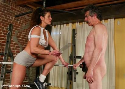 Photo number 10 from Kym Wilde and Jamie Gillis shot for Men In Pain on Kink.com. Featuring Jamie Gillis and Kym Wilde in hardcore BDSM & Fetish porn.