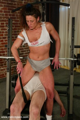 Photo number 14 from Kym Wilde and Jamie Gillis shot for Men In Pain on Kink.com. Featuring Jamie Gillis and Kym Wilde in hardcore BDSM & Fetish porn.