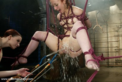 Photo number 12 from Claire Adams Does Sabrina Sparks! shot for Water Bondage on Kink.com. Featuring Sabrina Sparx in hardcore BDSM & Fetish porn.