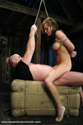 Photo number 10 from Sophia shot for Sex And Submission on Kink.com. Featuring Mark Davis and Sophia in hardcore BDSM & Fetish porn.
