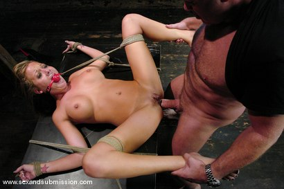 Photo number 13 from Sophia shot for Sex And Submission on Kink.com. Featuring Mark Davis and Sophia in hardcore BDSM & Fetish porn.