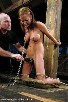 Photo number 6 from Sophia shot for Sex And Submission on Kink.com. Featuring Mark Davis and Sophia in hardcore BDSM & Fetish porn.