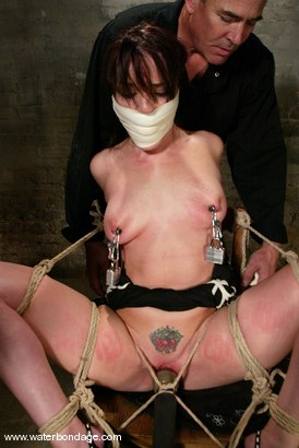 Photo number 4 from Dana DeArmond shot for Water Bondage on Kink.com. Featuring Dana DeArmond in hardcore BDSM & Fetish porn.