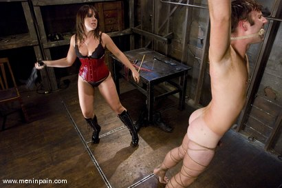 Photo number 8 from Interrogation shot for Men In Pain on Kink.com. Featuring Penny Flame and Devin in hardcore BDSM & Fetish porn.