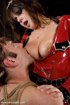 Photo number 3 from Interrogation shot for Men In Pain on Kink.com. Featuring Penny Flame and Devin in hardcore BDSM & Fetish porn.