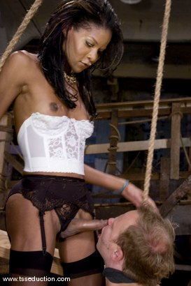 Photo number 3 from Mistress Soleli and Zoey shot for TS Seduction on Kink.com. Featuring Mistress Soleli and Zoey in hardcore BDSM & Fetish porn.