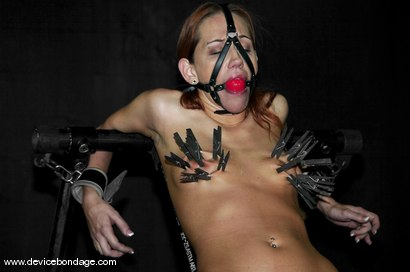 Photo number 13 from Smokie Flame shot for Device Bondage on Kink.com. Featuring Smokie Flame in hardcore BDSM & Fetish porn.