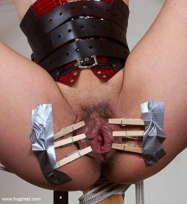 Photo number 6 from Passion shot for Hogtied on Kink.com. Featuring Passion in hardcore BDSM & Fetish porn.