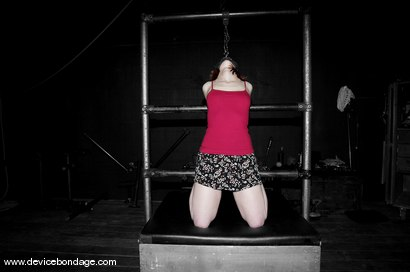 Photo number 5 from Bend Over Bitch shot for Device Bondage on Kink.com. Featuring Sabrina Sparx in hardcore BDSM & Fetish porn.