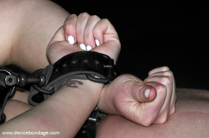 Photo number 3 from Andy San Dimas Live, Part 2 shot for Device Bondage on Kink.com. Featuring Andy San Dimas, AnnaBelle Lee and Claire Adams in hardcore BDSM & Fetish porn.