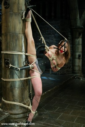 "Photo number 3 from Amber ""Amazing"" Rayne shot for Water Bondage on Kink.com. Featuring Amber Rayne in hardcore BDSM & Fetish porn."