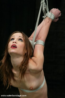 "Photo number 4 from Amber ""Amazing"" Rayne shot for Water Bondage on Kink.com. Featuring Amber Rayne in hardcore BDSM & Fetish porn."