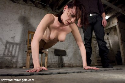Photo number 5 from The Training of Dana DeArmond, Day Two shot for The Training Of O on Kink.com. Featuring Dana DeArmond, Madison Young and Billy in hardcore BDSM & Fetish porn.