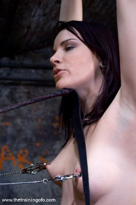Photo number 1 from The Training of Dana DeArmond, Day Three shot for The Training Of O on Kink.com. Featuring Dana DeArmond and Julie Night in hardcore BDSM & Fetish porn.