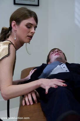 Photo number 1 from Mandy Mitchell and Johnny Rocket shot for TS Seduction on Kink.com. Featuring Mandy Mitchell and Johnny Rocket in hardcore BDSM & Fetish porn.