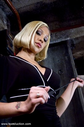 Photo number 1 from Jessica Host and Scout shot for TS Seduction on Kink.com. Featuring Jessica Host and Scout in hardcore BDSM & Fetish porn.
