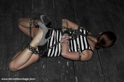 Photo number 3 from Sara Faye Live, Part 1 shot for Device Bondage on Kink.com. Featuring Sara Faye and Jaelyn Fox in hardcore BDSM & Fetish porn.