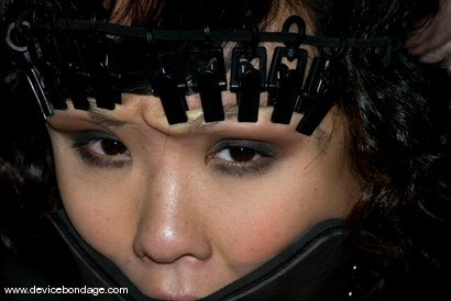 Photo number 4 from Jandi Lin Live, Part 2 shot for Device Bondage on Kink.com. Featuring Jandi Lin, Sarah Jane Ceylon and Claire Adams in hardcore BDSM & Fetish porn.