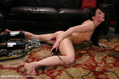 Photo number 13 from Orgasms Overachiever, Ariel X shot for Fucking Machines on Kink.com. Featuring Ariel X in hardcore BDSM & Fetish porn.