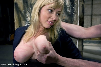 Photo number 2 from The Training of Number Seven, Day One shot for The Training Of O on Kink.com. Featuring Adrianna Nicole in hardcore BDSM & Fetish porn.
