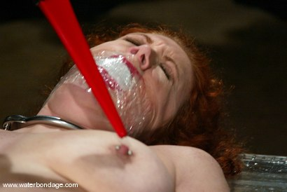 Photo number 9 from Sabrina Fox Returns! shot for Water Bondage on Kink.com. Featuring Sabrina Fox in hardcore BDSM & Fetish porn.